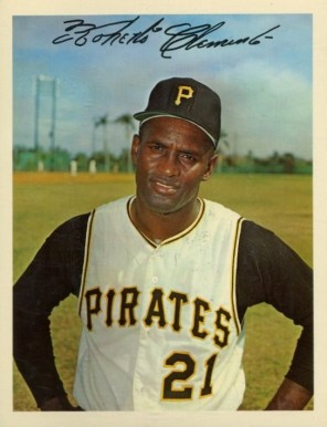 1967 Dexter Press Premiums Roberto Clemente # Baseball Card