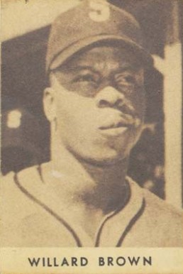 1948 1948-1949 Toleteros Willard Brown #26 Baseball Card