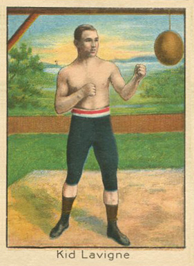 1910 Dixie Queen Kid Lavigne # Boxing & Other Card