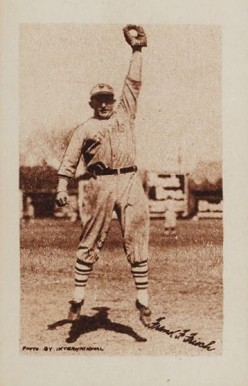 1923 Willard Chocolate Frank F. Frisch #45 Baseball Card