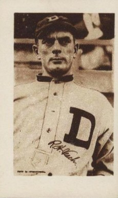 1923 Willard Chocolate R.H. Veach #165 Baseball Card