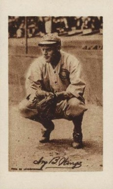 1923 Willard Chocolate Ivy Wingo #175 Baseball Card