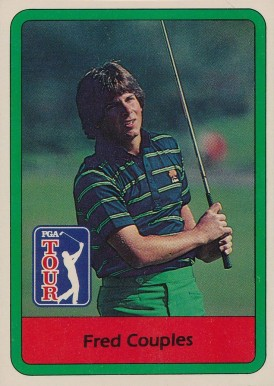 1982 Donruss Golf Fred Couples #53 Boxing & Other Card