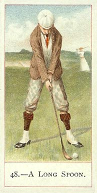 1900 Cope Golfers   #48 Boxing & Other Card