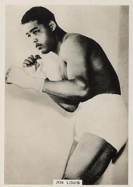 1936 Ardath Tobacco Photo Joe Louis # Boxing & Other Card