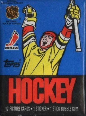 1980-1989 Unopened Packs (1980's)   #88Twp Hockey Card