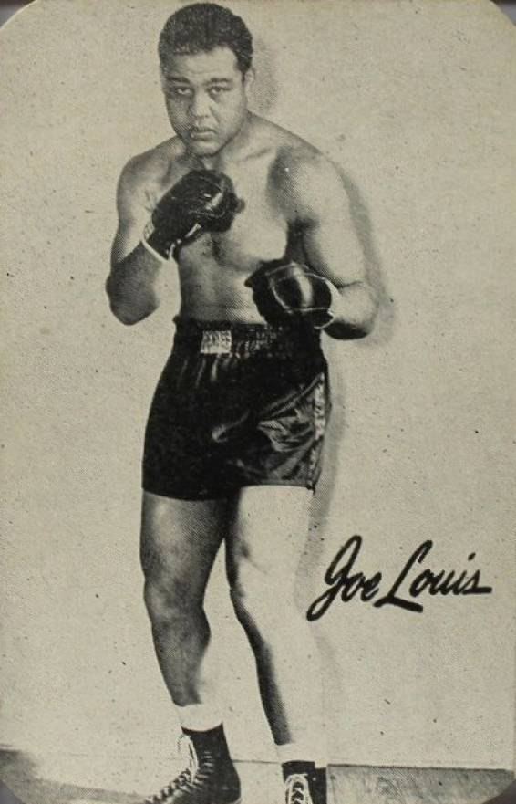 1936 Boxers JOE LOUIS vs MAX SCHMELING 8x10 Photo Heavyweight Fight Print