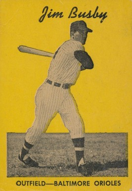 1958 Hires Root Beer Test Baseball Card Set Vcp Price Guide