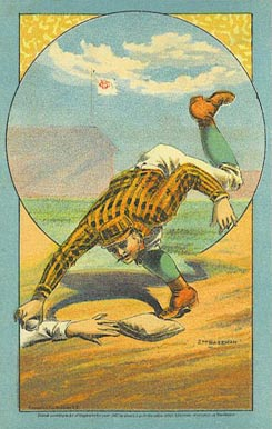 1882 Cosack & Co.   # Baseball Card
