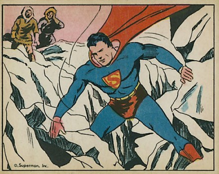 1940 Gum, Inc. Superman   #30 Non-Sports Card