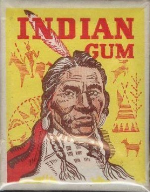 1947 Goudey Indian Gum  Wax Pack #WP Non-Sports Card