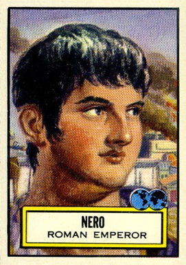 1952 Topps Look 'N See  Nero #110 Non-Sports Card