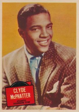 1957 Topps Hit Stars #82 Guy Mitchell VG
