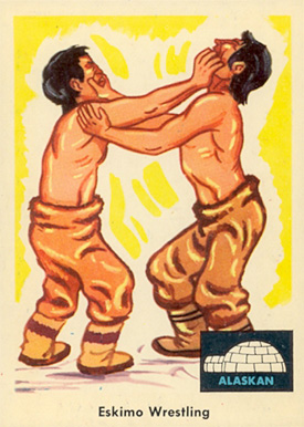 1959 Indian Trading Cards   #73 Non-Sports Card