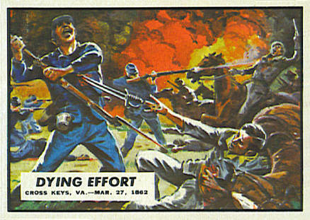 1962 Topps Civil War News   #13 Non-Sports Card