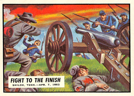 1962 Topps Civil War News   #14 Non-Sports Card