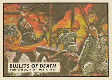 1962 Topps Civil War News   #40 Non-Sports Card
