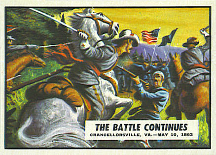 1962 Topps Civil War News   #42 Non-Sports Card