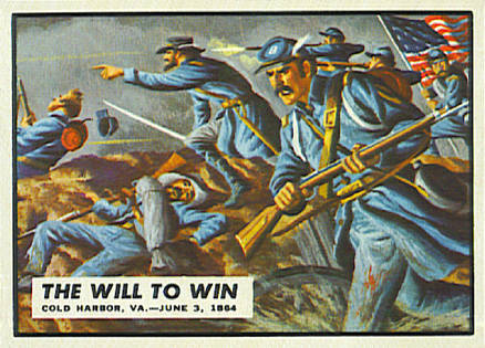 1962 Topps Civil War News   #68 Non-Sports Card