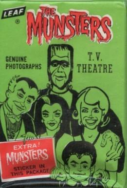 1964 Leaf The Munsters  Wax Pack #WP Non-Sports Card
