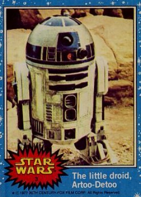 1977 Star Wars   #3 Non-Sports Card