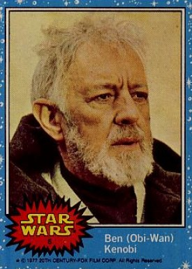 1977 Star Wars   #6 Non-Sports Card
