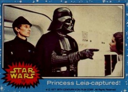 1977 Star Wars   #10 Non-Sports Card