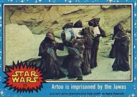 1977 Star Wars   #11 Non-Sports Card