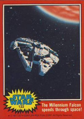 1977 Star Wars   #122 Non-Sports Card