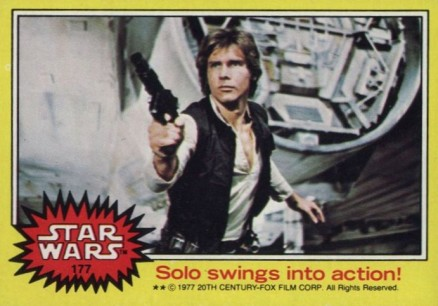 1977 Star Wars   #177 Non-Sports Card