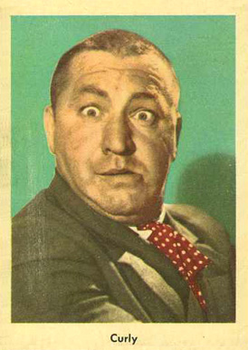1959 Three Stooges   #1 Non-Sports Card