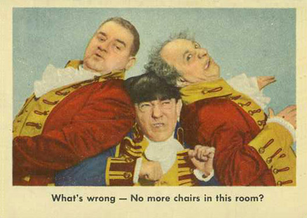 1959 Three Stooges   #90 Non-Sports Card