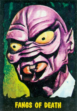 1964 Outer Limits   #9 Non-Sports Card
