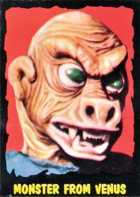 1964 Outer Limits   #12 Non-Sports Card