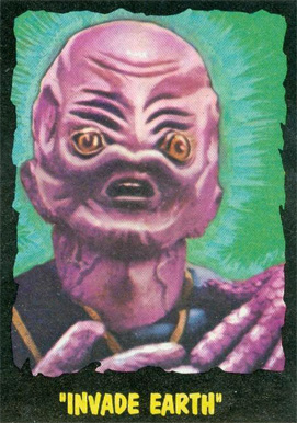 1964 Outer Limits   #24 Non-Sports Card