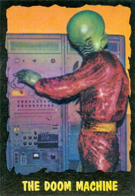 1964 Outer Limits   #27 Non-Sports Card