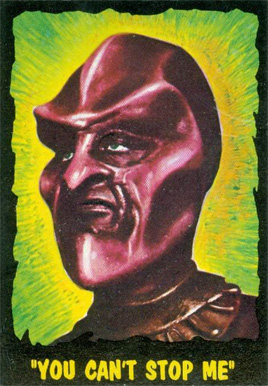 1964 Outer Limits   #37 Non-Sports Card