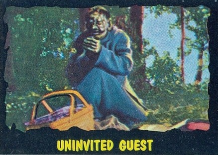 1964 Outer Limits   #48 Non-Sports Card