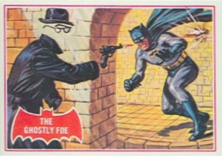 1966 Batman A Series   #1A Non-Sports Card