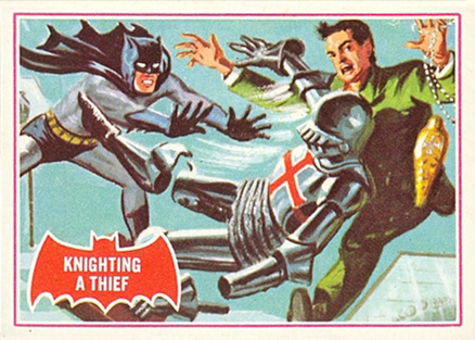 1966 Batman A Series   #9A Non-Sports Card