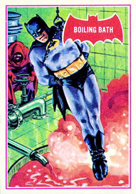 1966 Batman A Series   #12A Non-Sports Card