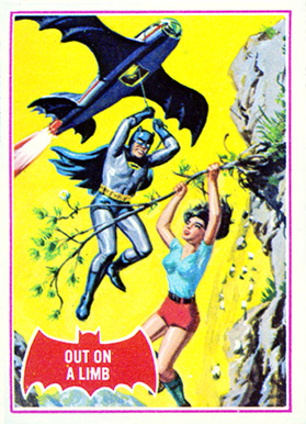 1966 Batman A Series   #13A Non-Sports Card
