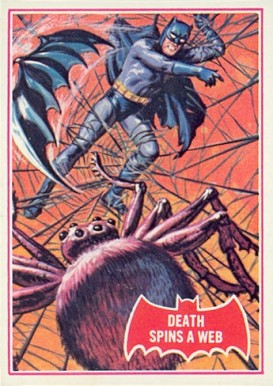 1966 Batman A Series   #18A Non-Sports Card