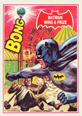 1966 Batman A Series   #21A Non-Sports Card