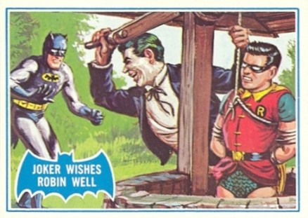 1966 Batman B Series   #15B Non-Sports Card
