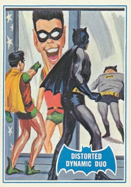 1966 Batman B Series   #20B Non-Sports Card