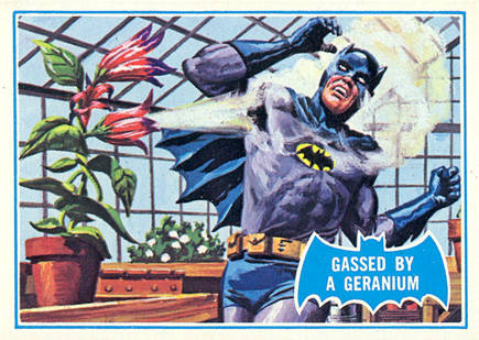 1966 Batman B Series   #33B Non-Sports Card