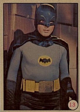 1966 Batman Color   #13 Non-Sports Card