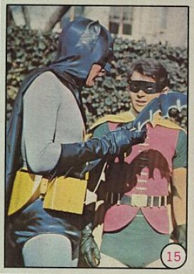 1966 Batman Color   #15 Non-Sports Card