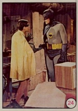 1966 Batman Color   #24 Non-Sports Card